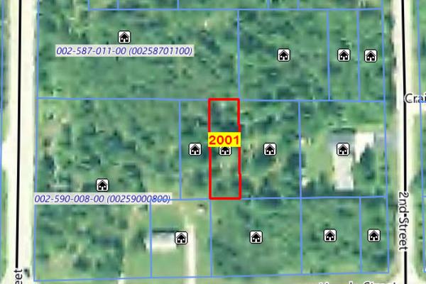 Lot 2001
